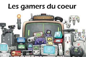 Les Gamers du Coeur