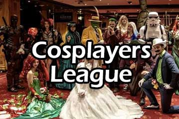 The Cosplayers  League
