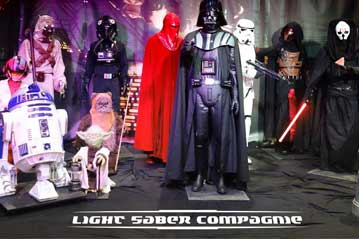 Light saber compagnie